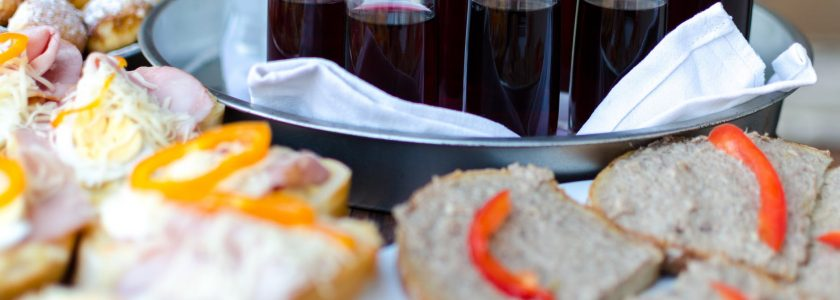 Great Food Ideas for Work Catering